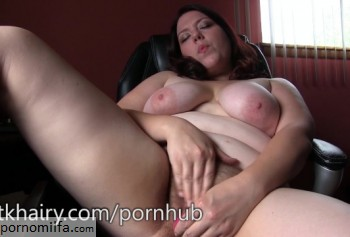 Slutty milf Ada has a big hairy bush
